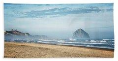 Haystack Rock Pacific City Beach Sheet