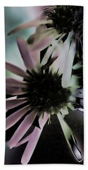 Beach Towel featuring the photograph He Loves Me  He Loves Me Not by Lauren Radke