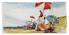 Head  Of The Meadow Beach, Afternoon Beach Towel