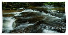Headwaters Of Williams River  Beach Towel