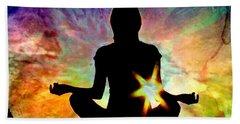 Healing Energy Beach Sheet