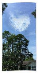 Heart Of Comfort Beach Sheet
