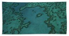 Heart Reef Beach Sheet