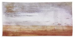 Heartland- Art By Linda Woods Beach Towel