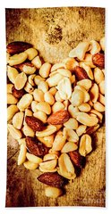 Heath Nut Beach Towel