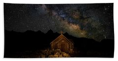 Beach Towel featuring the photograph Heaven And Earth by Scott Read