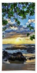 Heaven On Maui Beach Sheet