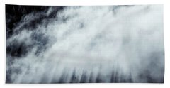 Beach Towel featuring the photograph Heavenly by Mike Dawson