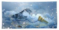 Heavenly Shells Beach Sheet