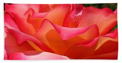 Heavy Petal Beach Towel