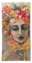 Hedy Lamore Beach Towel
