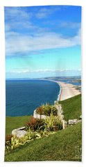 Heights Of Fortune Beach Towel by Baggieoldboy