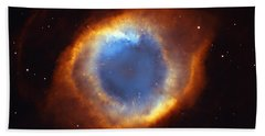 Helix Nebula Beach Towel