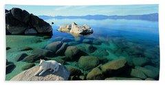 Hello Gorgeous Beach Sheet