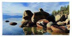 Beach Sheet featuring the photograph Hello Sekani by Sean Sarsfield