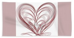Help For The Healing Hearts Beach Sheet