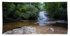 Helton Creek Falls Beach Sheet