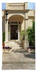 Hemingways' Cuba House No. 11 Beach Towel