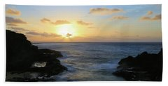 Here To Eternity Beach Towel
