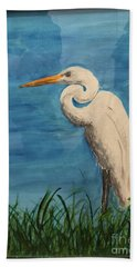 Heron Beach Towel