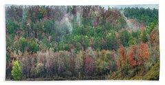 Hickory Forest Beach Sheet