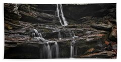 Hidden Falls Beach Towel
