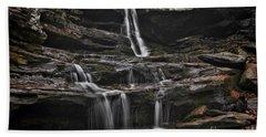 Hidden Falls Beach Towel