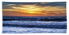 Hidden Sunset Beach Towel