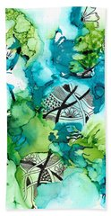 Hidden Treasure Beach Towel