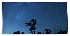Hidden Valley Stars Beach Towel