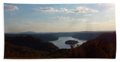 High Above Dale Hollow Beach Towel
