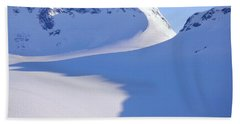 High Country, Norway Beach Towel