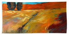 High Desert Beach Towel