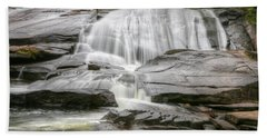 High Falls Of Dupont State Forest Beach Towel