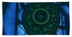 High Flux Isotope Reactor Pool Beach Towel