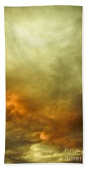 Beach Sheet featuring the photograph High Pressure Skyline by Jorgo Photography - Wall Art Gallery