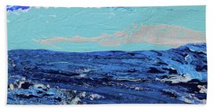 High Sea Beach Towel