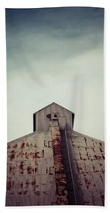 Beach Towel featuring the photograph High View by Trish Mistric