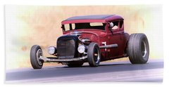 Highboy Coupe Beach Sheet