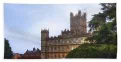 Highclere Castle Beach Towel