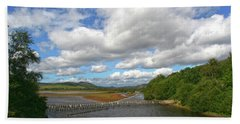 Highland Brora Beach Sheet