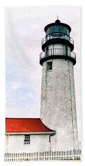 Highland Lighthouse Cape Cod Beach Towel