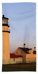 Higland Lighthouse Cape Cod Beach Towel by Roupen  Baker