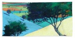 Hillside Beach Towel