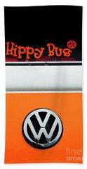 Hippy Bus Beach Sheet