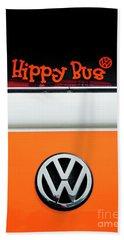 Hippy Bus Beach Sheet by Tim Gainey