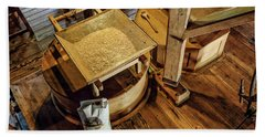 Historic Bale Mill Beach Towel by Jason Abando