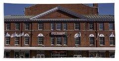 Historic Roanoke City Market Building Beach Towel
