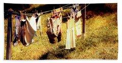 Hobbit Clothes Beach Towel
