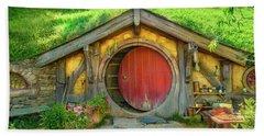 Hobbit House Beach Sheet